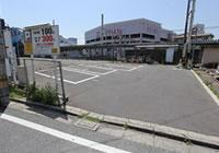 城野駅北側駐車場