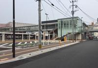 城野駅南側駐車場